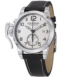 Graham Chronofighter Mens Watch Model 2CXAS.S01A