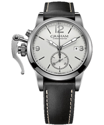Graham Chronofighter Mens Watch Model 2CXAS.S02A