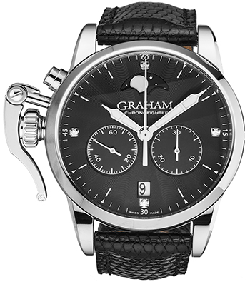 Graham Chronofighter Ladies Watch Model 2CXBS.B04A