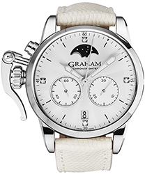 Graham Chronofighter Ladies Watch Model: 2CXBS.S06A.L107