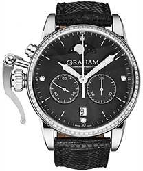 Graham Chronofighter Ladies Watch Model 2CXCS.B04A.L109
