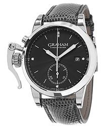 Graham Chronofighter Unisex Watch Model 2CXMS.A01A.L105
