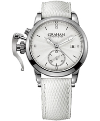 Graham Chronofighter Mens Watch Model 2CXMS.S04A