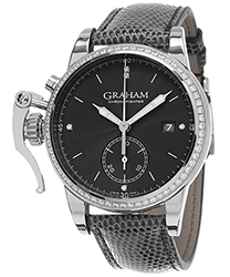 Graham Chronofighter Ladies Watch Model: 2CXNS.A01A.L105