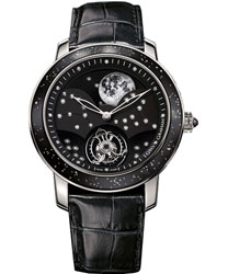 Graham Geo. Graham The Moon Limited Edition of 8 Men's Watch Model 2GGAW.B01A