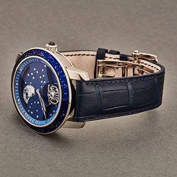 Graham Geo. Graham The Moon Limited Edition of 8 Men's Watch Model 2GGAW.U01B Thumbnail 3