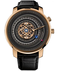 Graham Tourbillon Orrery Men's Watch Model: 2GGBP.B01A