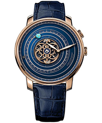 Graham Tourbillon Orrery Men's Watch Model: 2GGBP.U01A