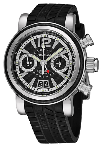 Graham Silverstone Men's Watch Model 2GSIUS.B06A