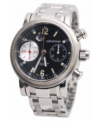 Graham Foudroyante Chrono Men's Watch Model 2LIAS.B04A.A02F