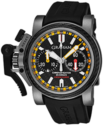 Graham Chronofighter Men's Watch Model 2OVATCO.B01AK10