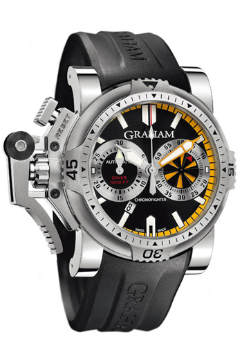 Graham Chronofighter Men's Watch Model 2OVES.B15A