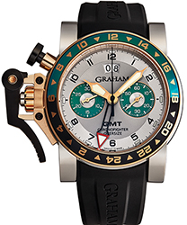 Graham Chronofighter Men's Watch Model 2OVGG.S06A