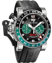 Graham Chronofighter Men's Watch Model 2OVGS.B12A.K10B