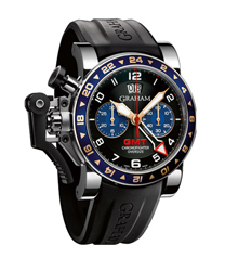 Graham Chronofighter Mens Wristwatch Model: 2OVGS.B26A