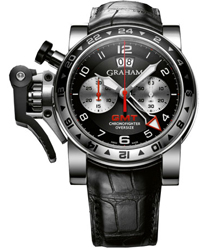 Graham Chronofighter Men's Watch Model: 2OVGS.B39A