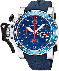 Graham Chronofighter Men's Watch Model: 2OVGS.U06B.K41S