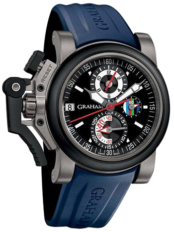 Graham Chronofighter Oversize Men's Watch Model 2OVKT.B36A.K51T