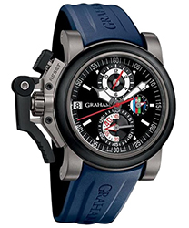 Graham Chronofighter Oversize Men's Watch Model: 2OVKT.B36A.K51T