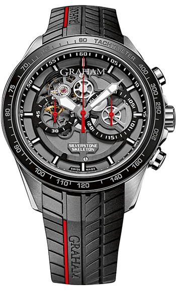 Graham Silverstone Men's Watch Model 2STAC1.B01A