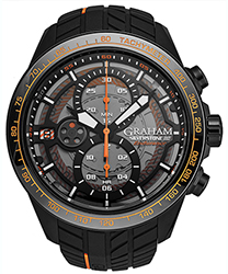 Graham Silverstone Men's Watch Model 2STCB.B04A