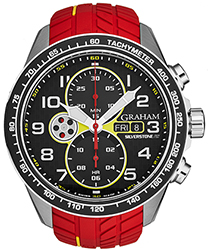 Graham Silverstone Men's Watch Model 2STEA.B15A