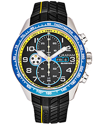 Graham Silverstone Men's Watch Model 2STEA.B16A