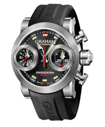 Graham Swordfish Mens Wristwatch