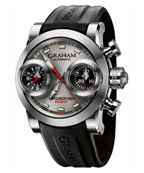 Graham Swordfish Men's Watch Model 2SWBS.S09R