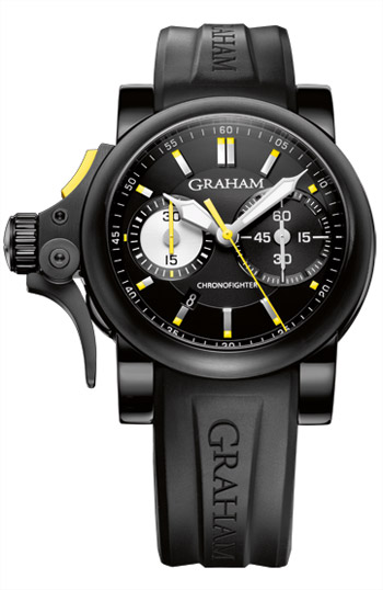 Graham Chronofighter Men's Watch Model 2TRAB.B01A
