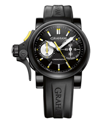 Graham Chronofighter Mens Watch Model 2TRAB.B01A