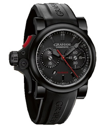 Graham Chronofighter Men's Watch Model 2TRAB.B10A