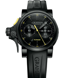 Graham Chronofighter Mens Watch Model 2TRAB.B11A