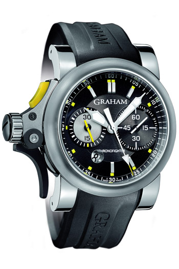 Graham Chronofighter Men's Watch Model 2TRAS.B01A