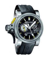 Graham Chronofighter Mens Watch Model 2TRAS.B01A