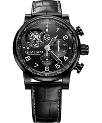 Graham Tourbillograph Men's Watch Model: 2TSAB.B02A