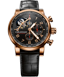 Graham Tourbillograph Men's Watch Model 2TSAR.B04A