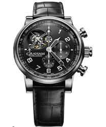 Graham Tourbillograph Men's Watch Model 2TSAS.B02A