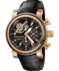 Graham Tourbillograph Men's Watch Model 2TWAE.B02A.C104B