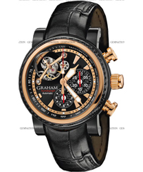 Graham Tourbillograph Men's Watch Model: 2TWAO.B01A.C104B