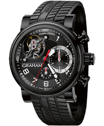Graham Tourbillograph Men's Watch Model: 2TWTB.B03A