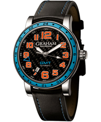 Graham Silverstone Men's Watch Model 2TZAS.B01A