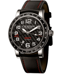 Graham Silverstone Men's Watch Model 2TZAS.B02A