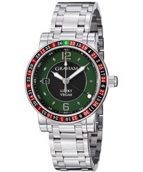Graham Silverstone Men's Watch Model 2TZAS.B09A