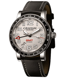 Graham Silverstone Men's Watch Model: 2TZAS.S01A
