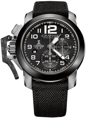 Graham  Chronofighter Oversize Men's Watch Model 2CCAC.B08A.T12