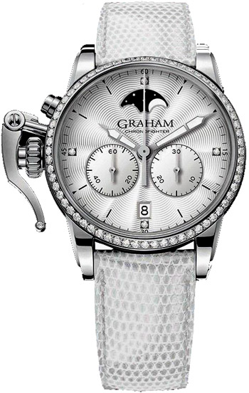 Graham Chronofighter Ladies Watch Model 2CXCS.S06A.L107