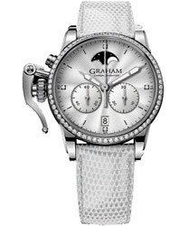 Graham Chronofighter Ladies Watch Model: 2CXCS.S06A.L107