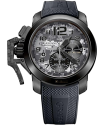 Graham Chronofighter Limited Edition Navy Seal Men's Watch Model 2CCAU.S03A.K92N