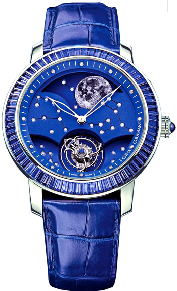 Graham Geo. Graham The Moon Special Edition Men's Watch Model 2GGAW.U01A